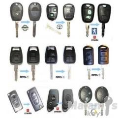 Φθαρμένα Κλειδιά, Χαλασμένα Κουμπιά